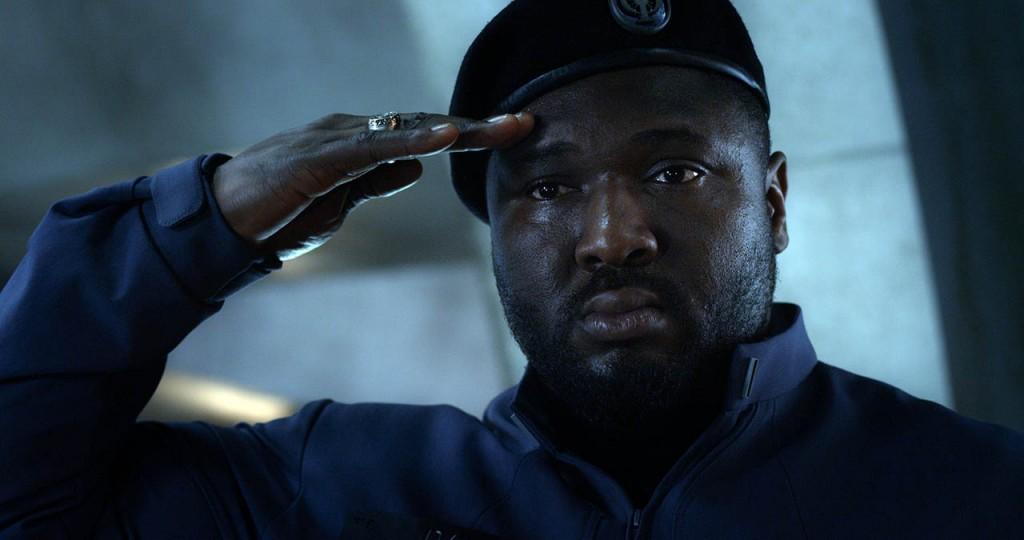 AKA Sergent Bisounours