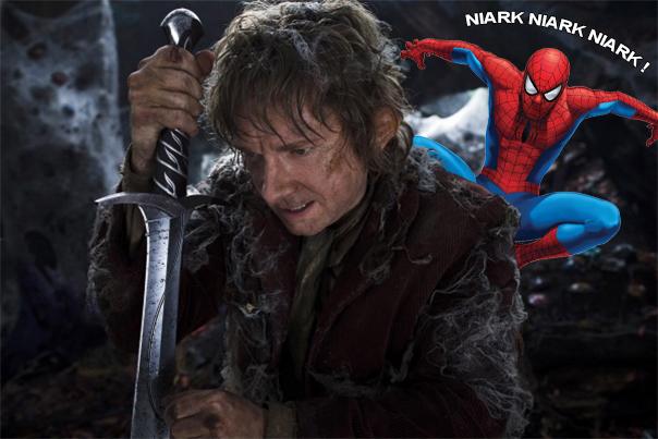 L'attaque des araignées comme vous ne l'avez jamais vue !