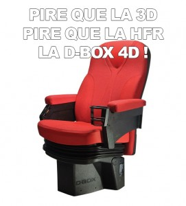 L'enfer au cinéma existe, et ce n'est pas la 3D !